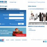 Na kolik je Servis24 přihlášení na účet složité?