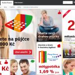 m Banka a její služby a produkty